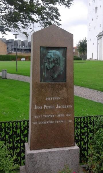 Jacobsen, grav
